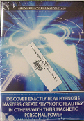 DISCOVER EXACTLY HOW HYPNOSIS MASTERS CREATE HYPNOTIC.........